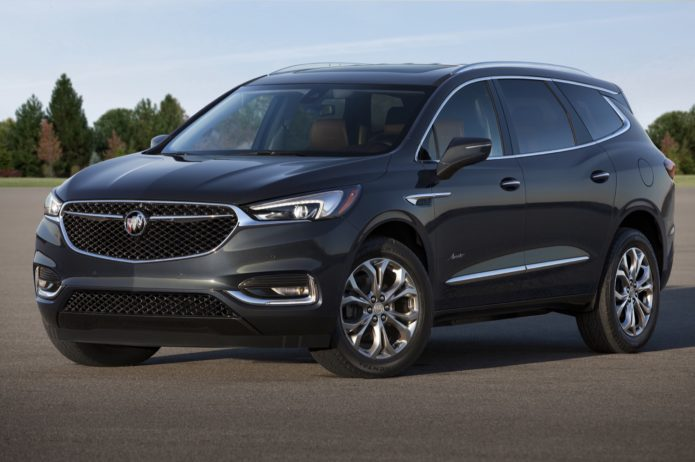 autotrader new featured buick image reviews large review car enclave