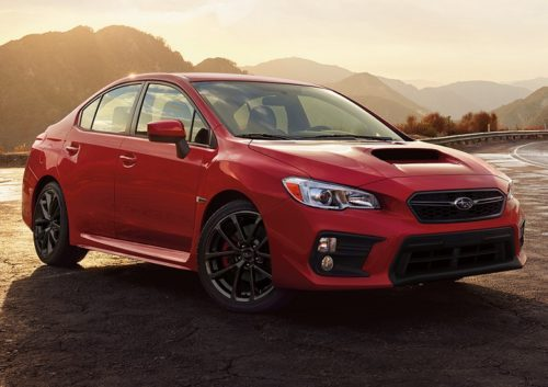 2018 Subaru WRX and WRX STI First Drive: One-two turbocharged punch for street and track