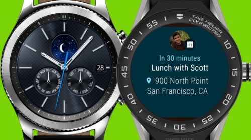 Samsung Gear S3 v Tag Heuer Connected Modular 45 : Clash of the classy titans