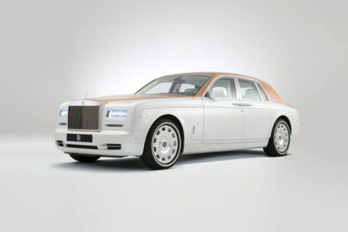 2017 Rolls Royce Phantom Inspired By Sheikh Zayed Grand Mosque Review