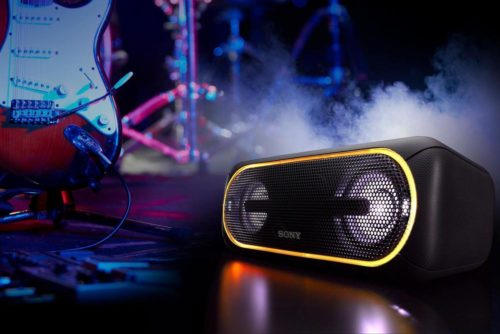 Sony SRS-XB40 Bluetooth speaker review