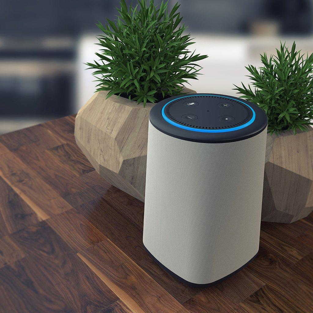 Ninety7 Vaux Review Echo Dot Speaker Battery Cuts Alexa S Cord Gearopen