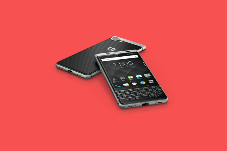 BlackBerry KeyOne Review: In Praise of the Keyboard