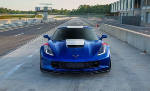 2017 Chevrolet Corvette Grand Sport Heritage Blue Special Edition Review