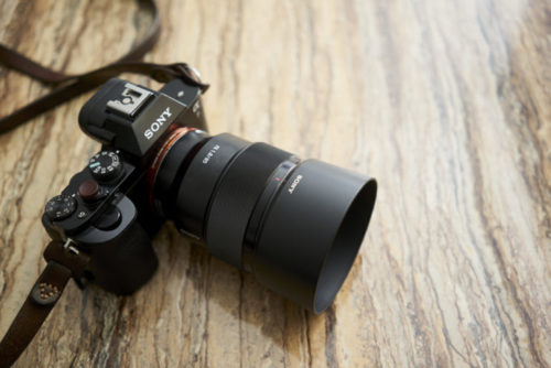 Sony FE 85mm f/1.8 Review