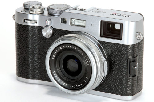 Can you build a cheaper X100 with a mirrorless body and pancake lens?