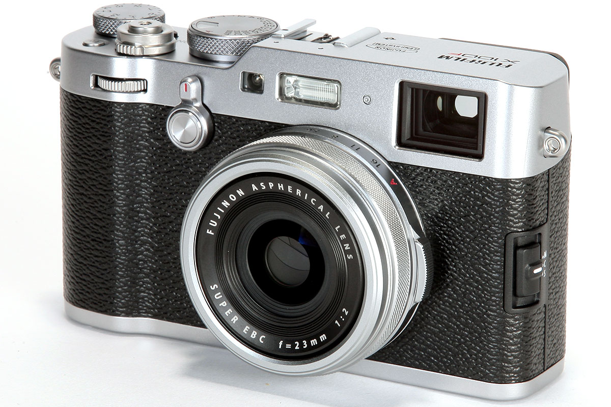 Can you build a cheaper X100 with a mirrorless body and ...