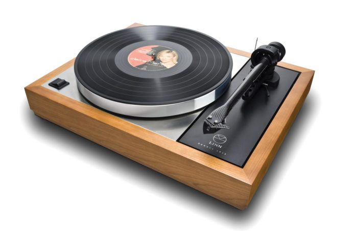 Linn Majik LP12 Turntable Review : Historical curio or living legend?