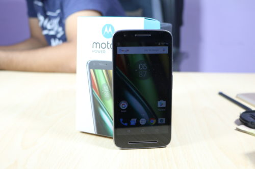 Motorola Moto E3 Power Review