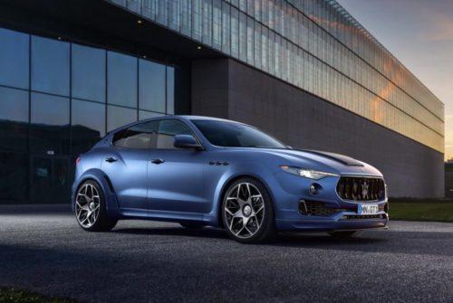 2017 Maserati Levante Esteso By Novitec Review