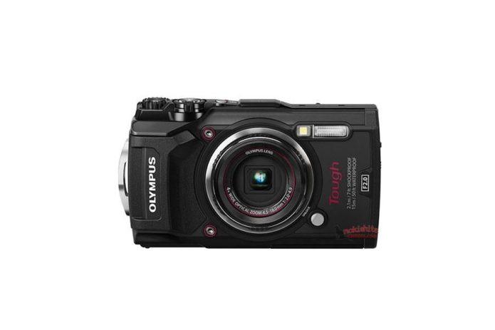 Olympus-Tough-TG-5-camera-front