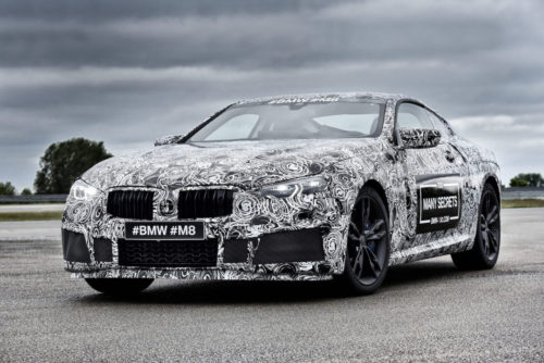 The BMW M8 is real: Here's what we know