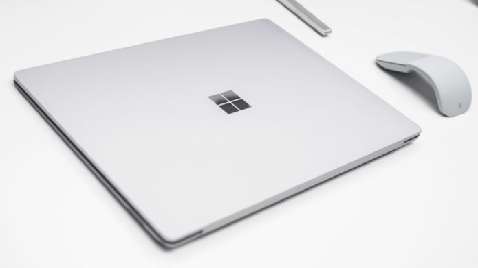 Microsoft Surface Laptop Event Windows 10 S