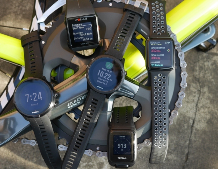 Big test: The best GPS watches for cycling ranked and rated