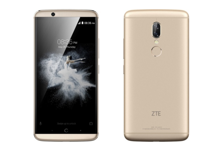ZTE Axon 7s Hands-on Review : updated Axon 7, specifications, release date, price