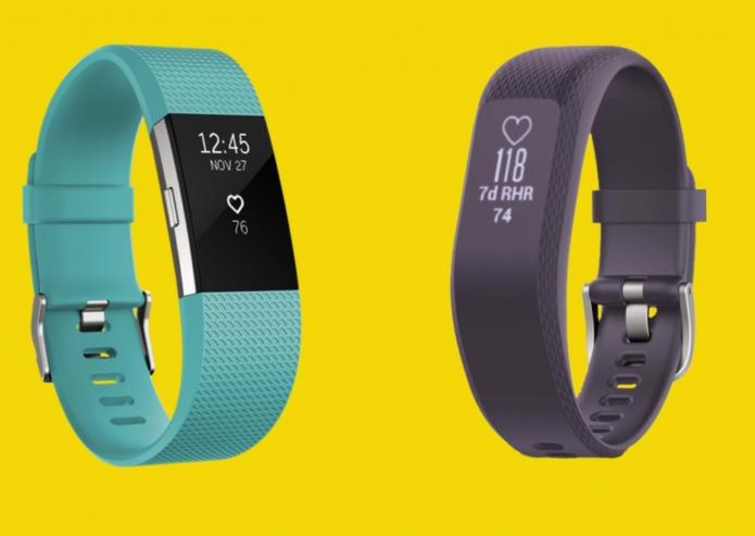 Garmin Vivosmart 3 v Fitbit Charge 2: The all-rounder face-off