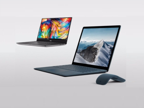 Microsoft Surface Laptop vs Dell XPS 13: Face-off!