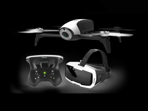 5 Companies Who Make Cool Drones