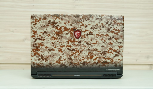 MSI GE62 VR Camo Squad Hands-on – Unboxing, Quick Review: Weapon Of Choice?