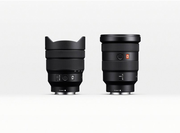 Hands-on with Sony's new 16-35mm and 12-24mm wide-angle lenses