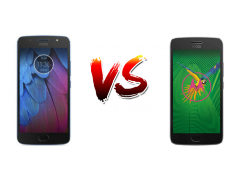 Moto G5 vs G5s vs G5 Plus vs G5S Plus: specifications