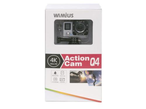 WiMiUS Q4 4K action camera review