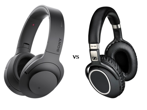 Sony MDR-1000X vs Sennheiser PXC 550 Review