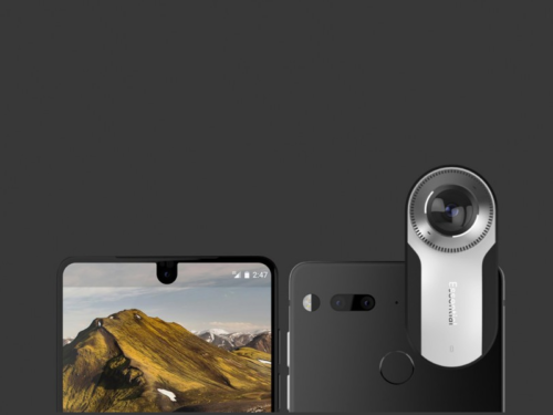 The Essential Phone has been revealed, and it's packing modules