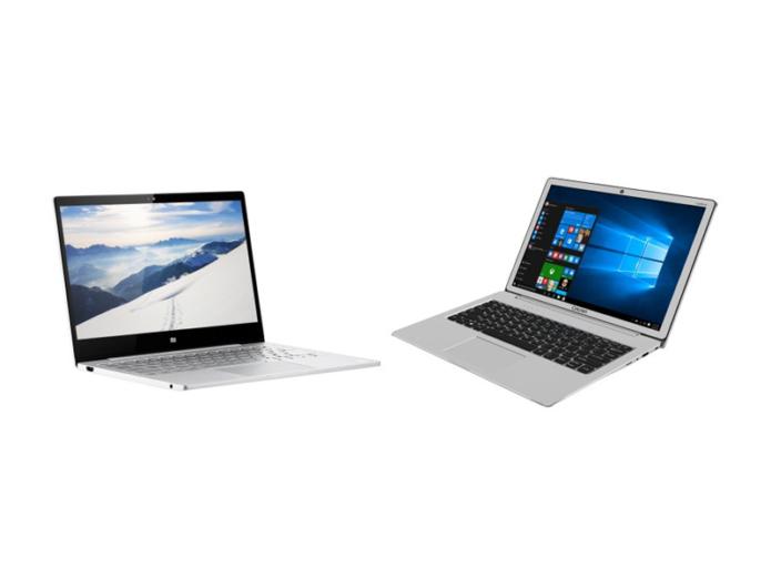 Chuwi Lapbook 12.3 vs. Xiaomi Air 12 Laptop