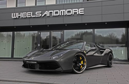 2017 Ferrari 488 GTS Triple Seven By Wheelsandmore Review
