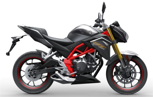 2017 CSC Motorcycles RZ3 Review