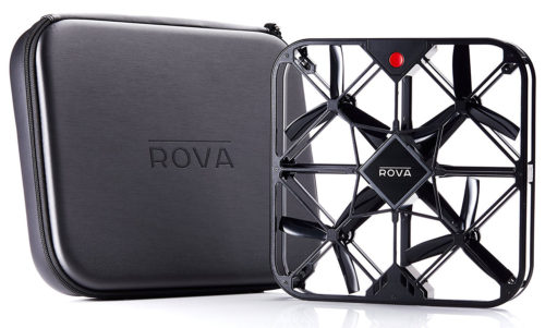 Rova Flying Selfie Drone Review: For Narcissists Only