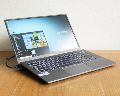 Hands on: Asus AsusPro B9440UA review