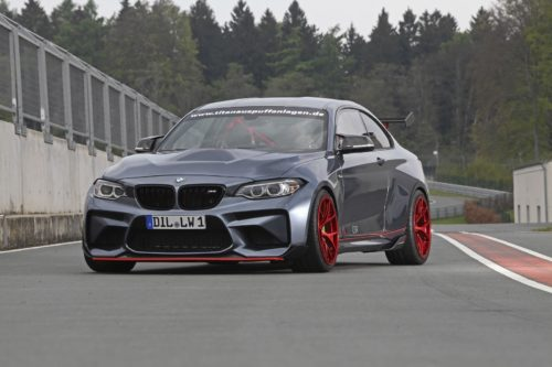2017 BMW M2 CSR By Lightweight Performance Review