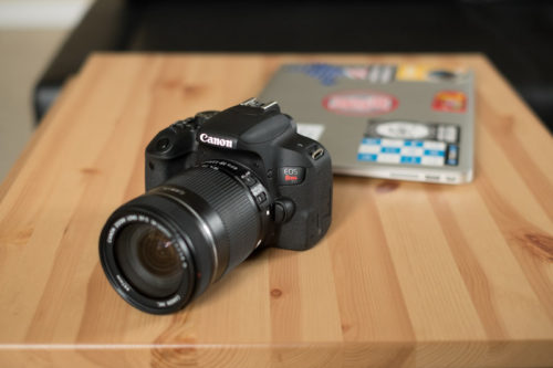 Canon EOS Rebel T7i Review: Strong Midrange Shooter