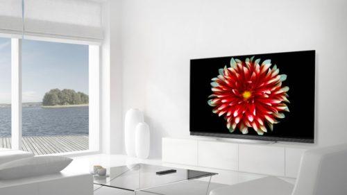 LG OLED E7 (OLED65E7) review