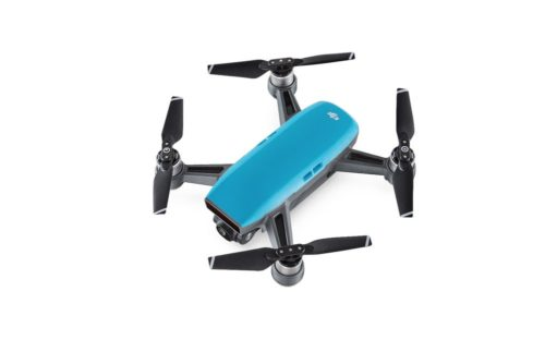 Tiny DJI Spark drone flies by gestures: Pricing, camera, and Autopilot