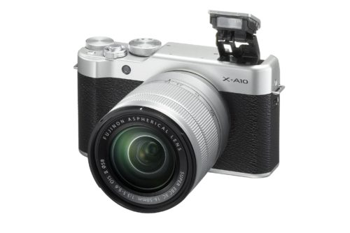 Fujifilm X-A10 Review