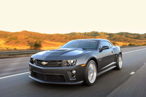 Chevrolet Camaro ZL1 The Exorcist By Hennessey Review