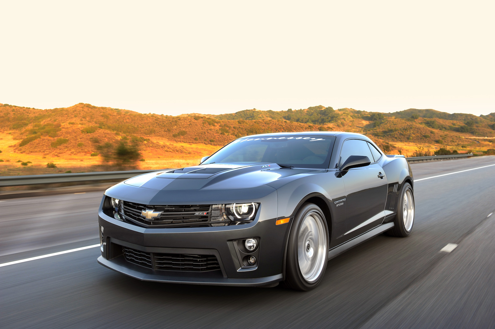 Chevrolet Camaro ZL1 The Exorcist By Hennessey Review ...