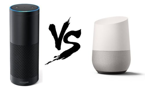 Amazon Echo vs Google Home – which is better?