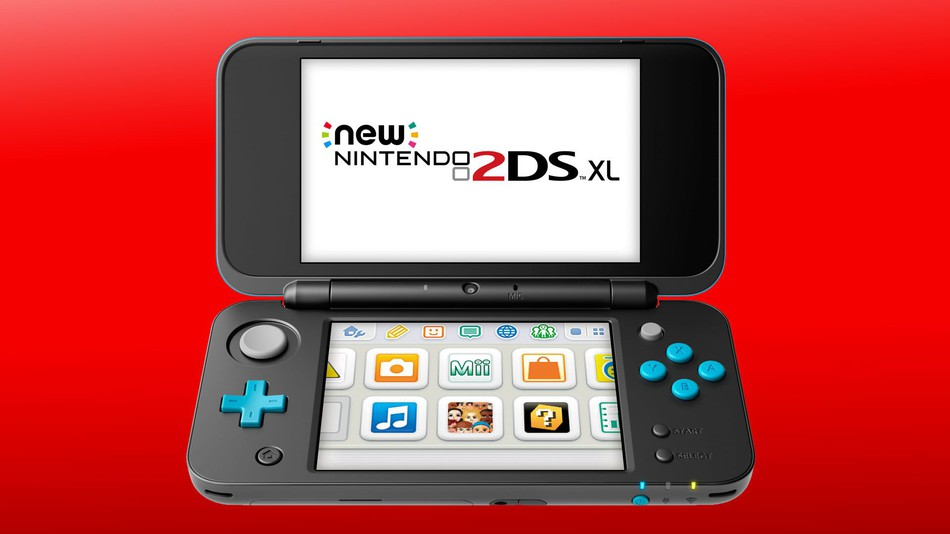 New nintendo 2ds xl hand on review gearopen for Housse new 2ds xl