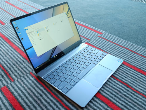 Huawei MateBook X Hands-on Review: Huawei's first stab at an Ultrabook is impressive