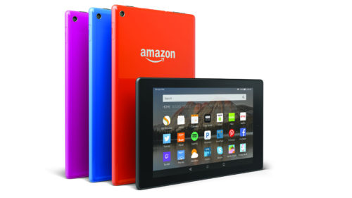 Hands on: Amazon Fire HD 8 (2017) review