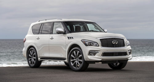 2017 Infiniti QX80 Signature Edition Review