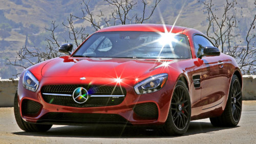 First Drive: 2017 Mercedes AMG GT-S