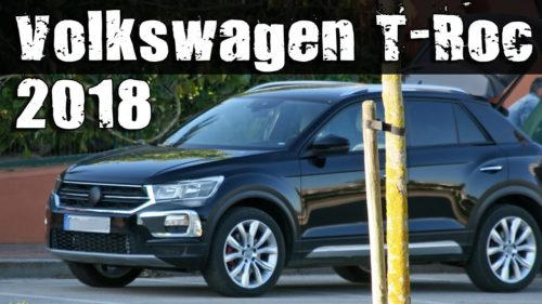 2018 Volkswagen T-Roc Review