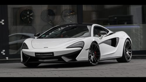 2017 Mclaren 570GT By Wheelsandmore Review