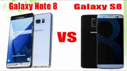 Note 8 vs Galaxy S8: Do I buy now or wait for the phablet?