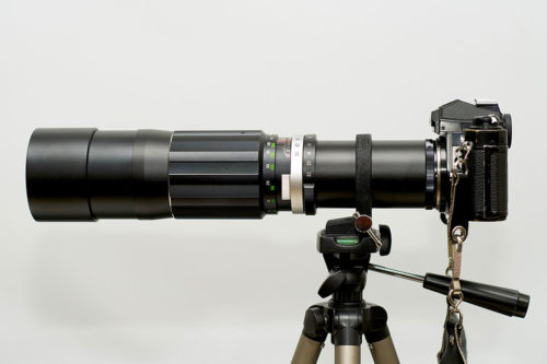 Soligor 400mm f/6.3 T2 Classic Lens Review
